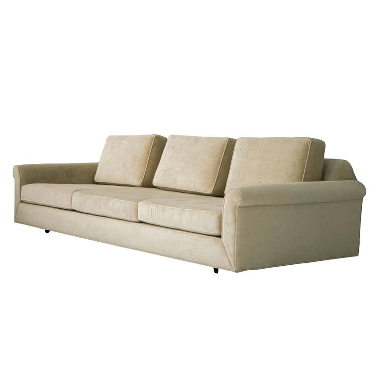 """Edward Wormley """"Big Texan"""" Sofa"""