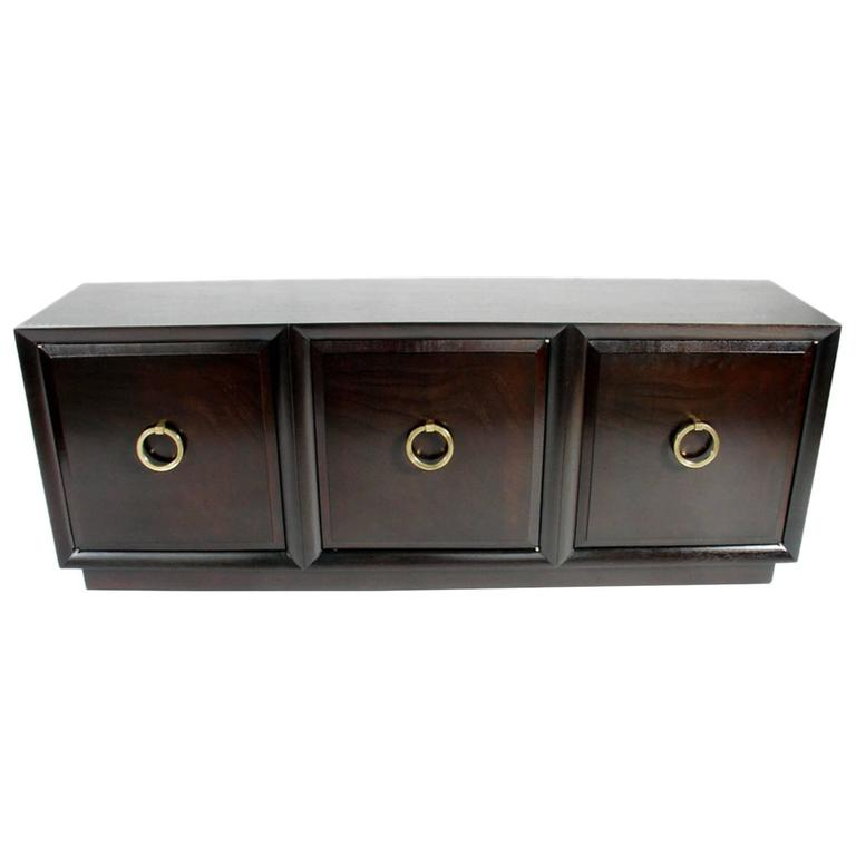 T.H Robsjohn Gibbings Credenza or Media/TV Cabinet