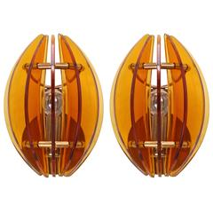 Pair of Veca Sconces