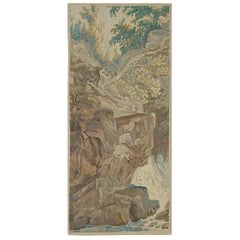 French 19th Century Tapestry Panel