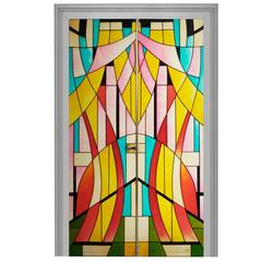 Multicolored French Interior Doors in Resin  sc 1 st  1stDibs & Art Deco Doors and Gates - 30 For Sale at 1stdibs