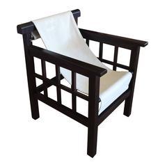 Robert Mallet Stevens Sling Chairs