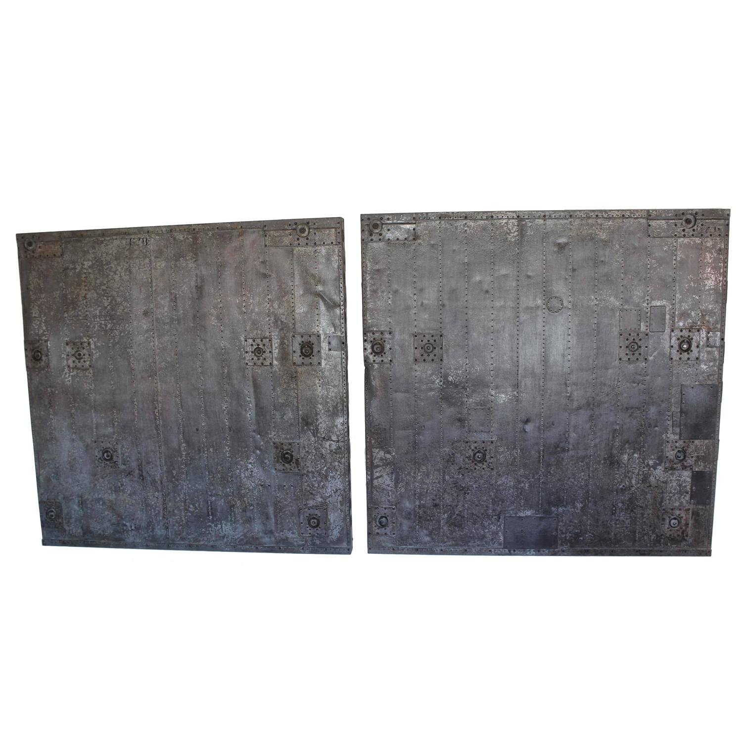 Industrial Aviation Wall Decor At 1stdibs