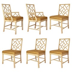 """Set of Six Vintage """"Cockpen"""" Chairs"""