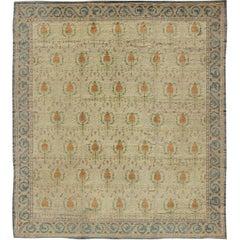 Antique Spanish Carpet