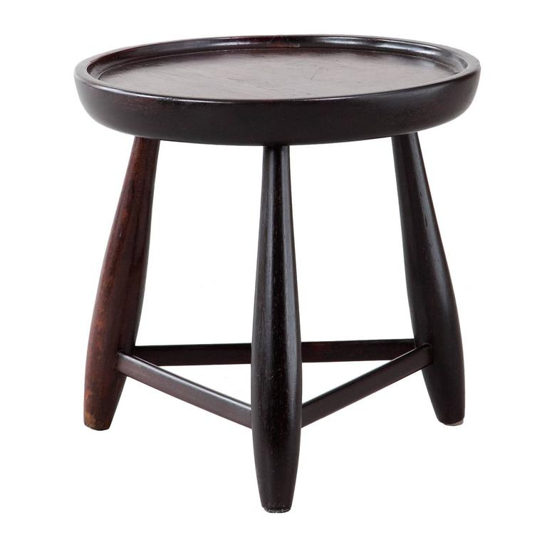 Three Legged Quot Milking Stool Quot By Sergio Rodrigues Brazil