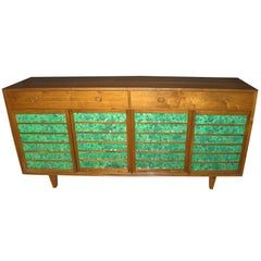 Edward Wormley Sideboard Model 671 A for Dunbar Custom Order 1953