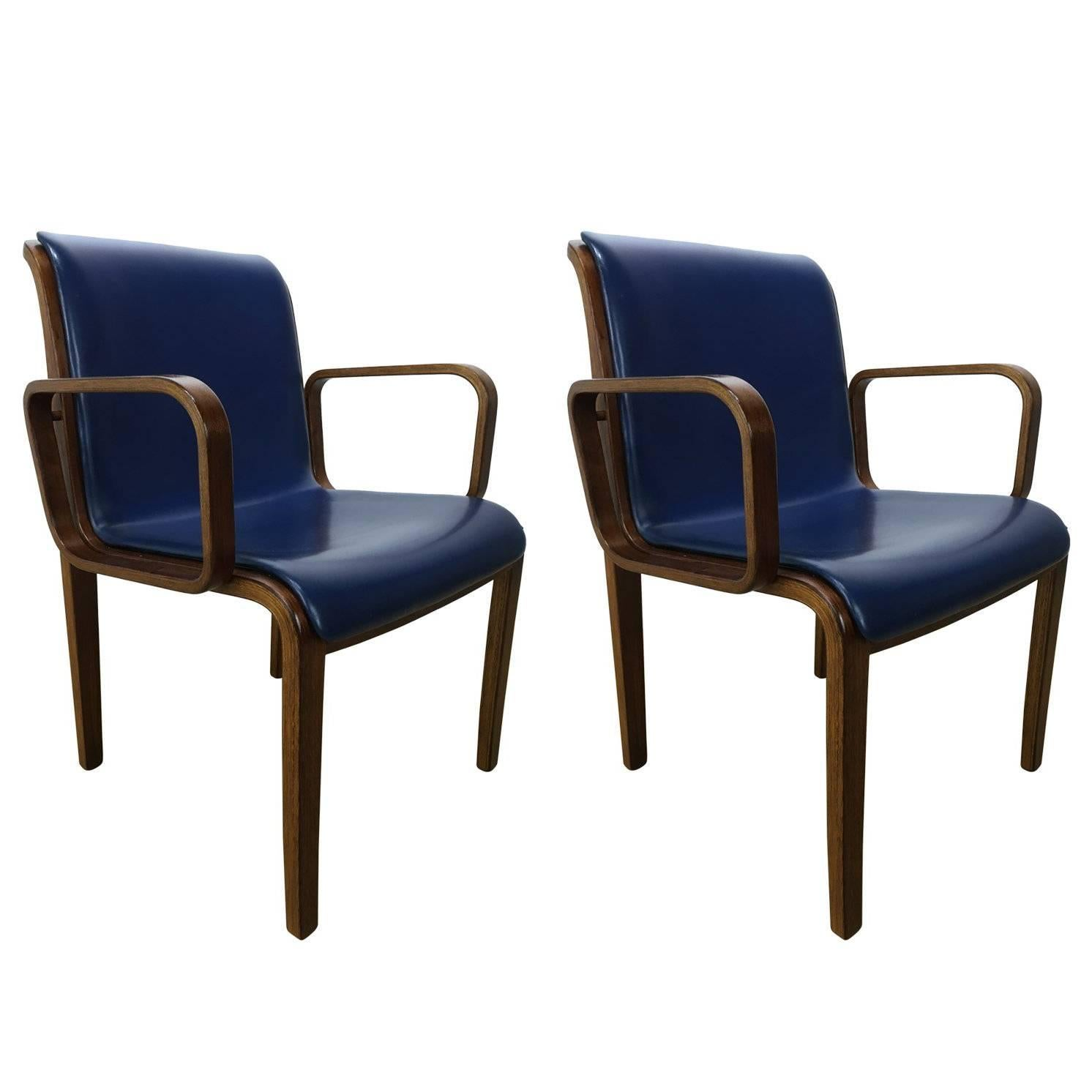 Bill Stephens for Knoll Dining Chair