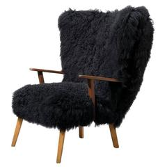 Very Nice 'Pragh' Lounge Chair by Ib Madsen & Acton Schubell, DK