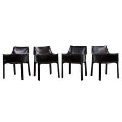 Cab Chairs by Mario Bellini