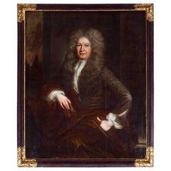 English School Portrait of a Gentleman
