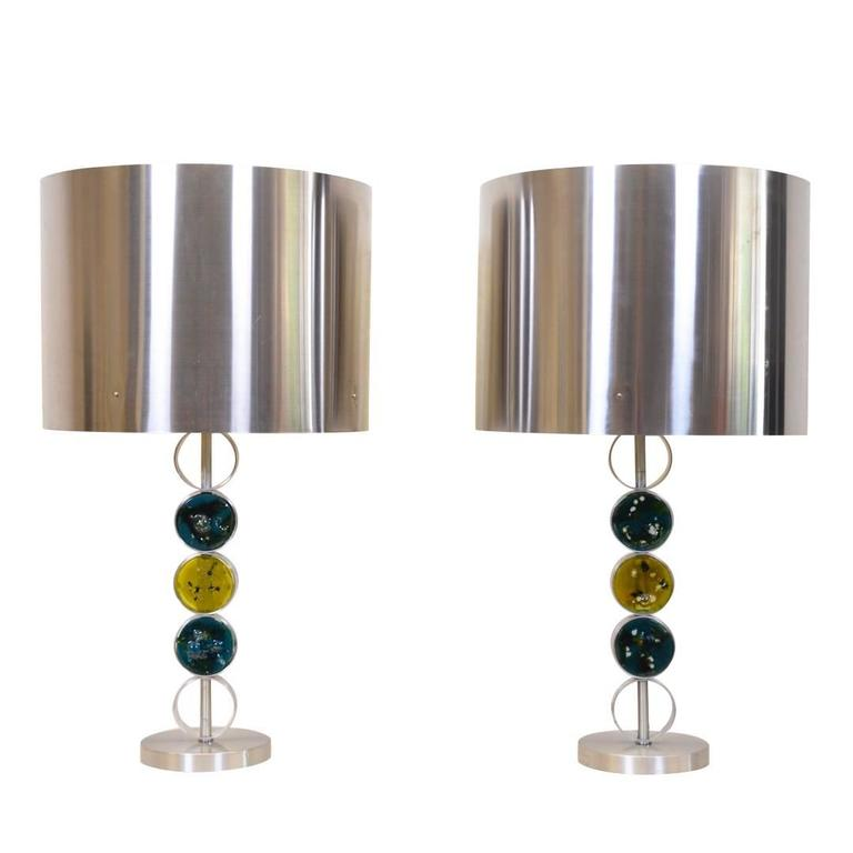 RAAK Table Lamps, Extra Large