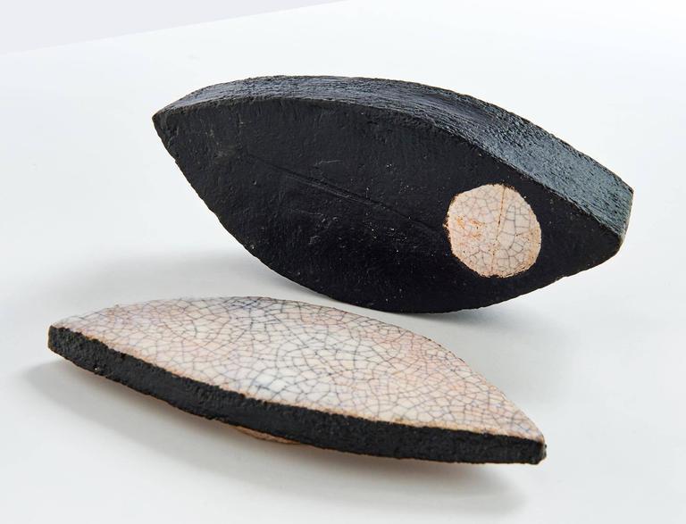Rare Ceramic Box Sculpture by Andre Borderie 6