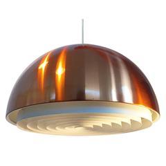 Louisiana Ceiling Lamp Designed by Vilhelm Wohlert & Jørgen Bo for Louis Poulsen