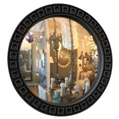 Warner Walcott Ceramic Convex Mirror for Downtown