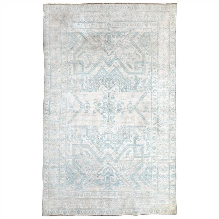 Antique Indian Agra Rug For Sale At 1stdibs: Vintage Indian Cotton Agra Rug For Sale At 1stdibs
