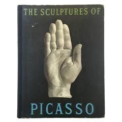 The Sculptures of Picasso Photographs by Brassaï 1949 1st ed.