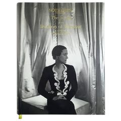Sotheby's-The Jewels of the Duchess of Windsor
