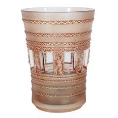 Lalique Florence Vase