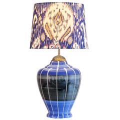 Vintage Italian 1950s Ceramic Table Lamp