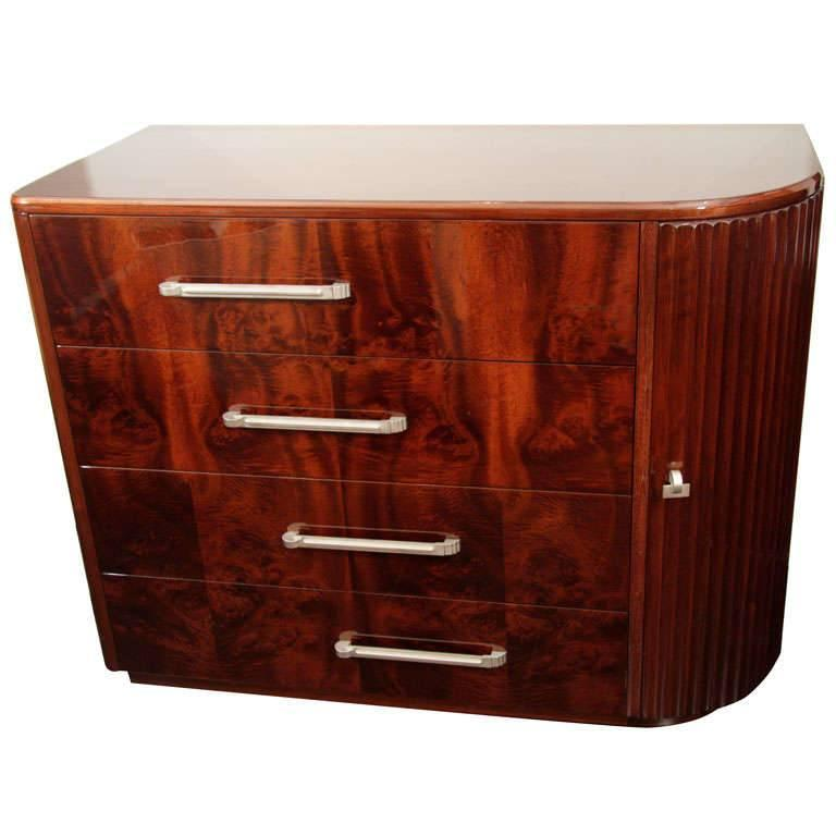 Low chest of drawers for sale at stdibs