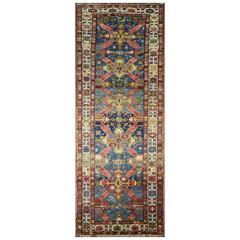 Seyshour Caucasian Rug, Amazing Colors