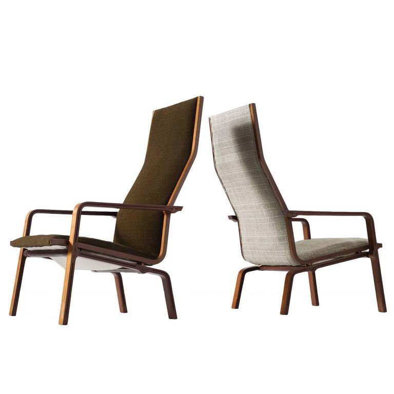 Arne Jacobsen Pair of Saint Catherines Chairs