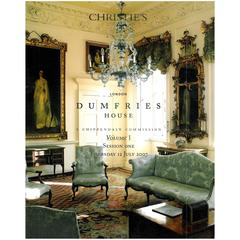 """Christie's Dumfries House 2007 Sale Catalogues, Two Volumes """"Books"""""""