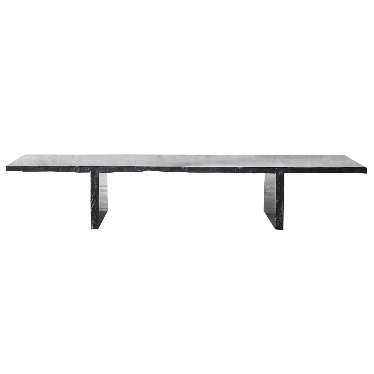 slate coffee and cocktail tables 97 for sale at 1stdibs