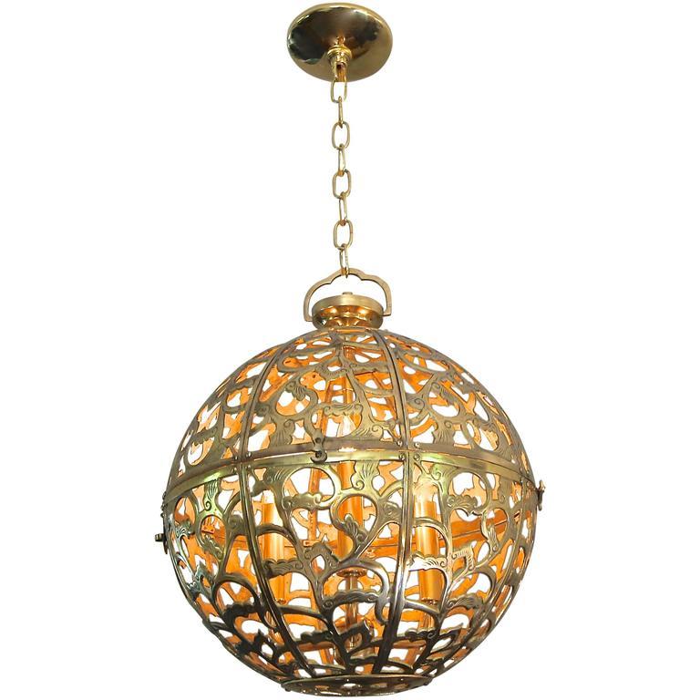Asian Pendant Lights