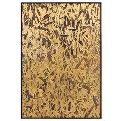 Chris Rucker, Gold Painting 1, USA, 2016