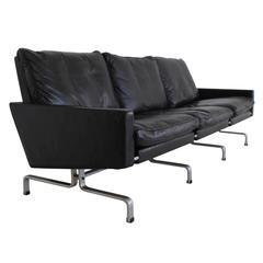 Poul Kjearholm Three-Seat Sofa by Kold Christensen