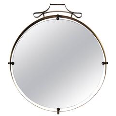 Brass Italian Mirror