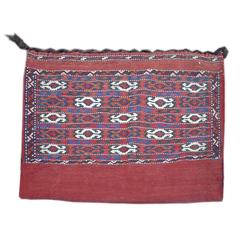Embroidered Yomut Chuval Tent Bag