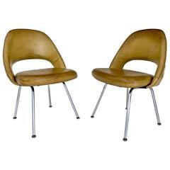 Eero Saarinen Executive Chairs for Knoll, USA, 1950s