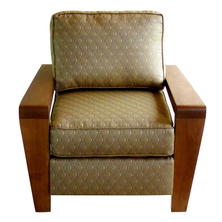 Jackson Upholstered Lounge Chair by Thayer Coggin