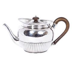Antique Sterling Silver Teapot Paul Storr, 1826