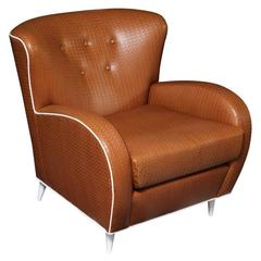 "Studio Built Chair ""Bella Figura"" Designed by Susane R in Miami"