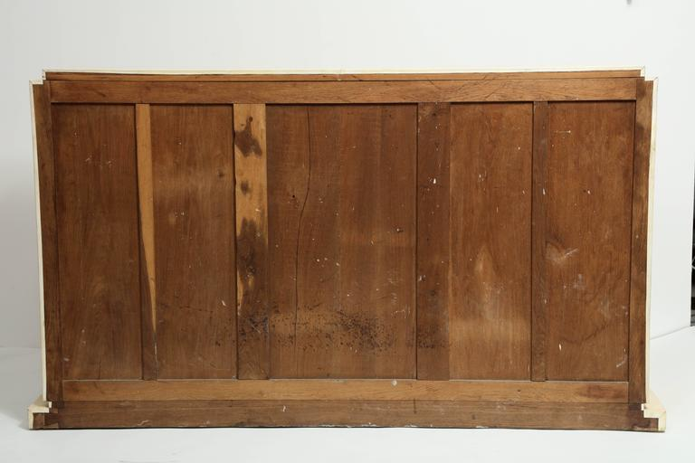 Jacques Adnet Parchment Sideboard, circa 1930s For Sale 3