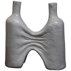 Abstract Ceramic Vessel