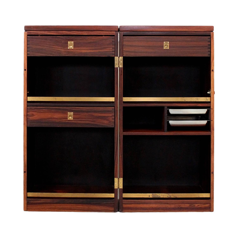 Rosewood Bedroom Furniture Dyrlund Furniture Storage Cabinets Tables More 55 For Sale