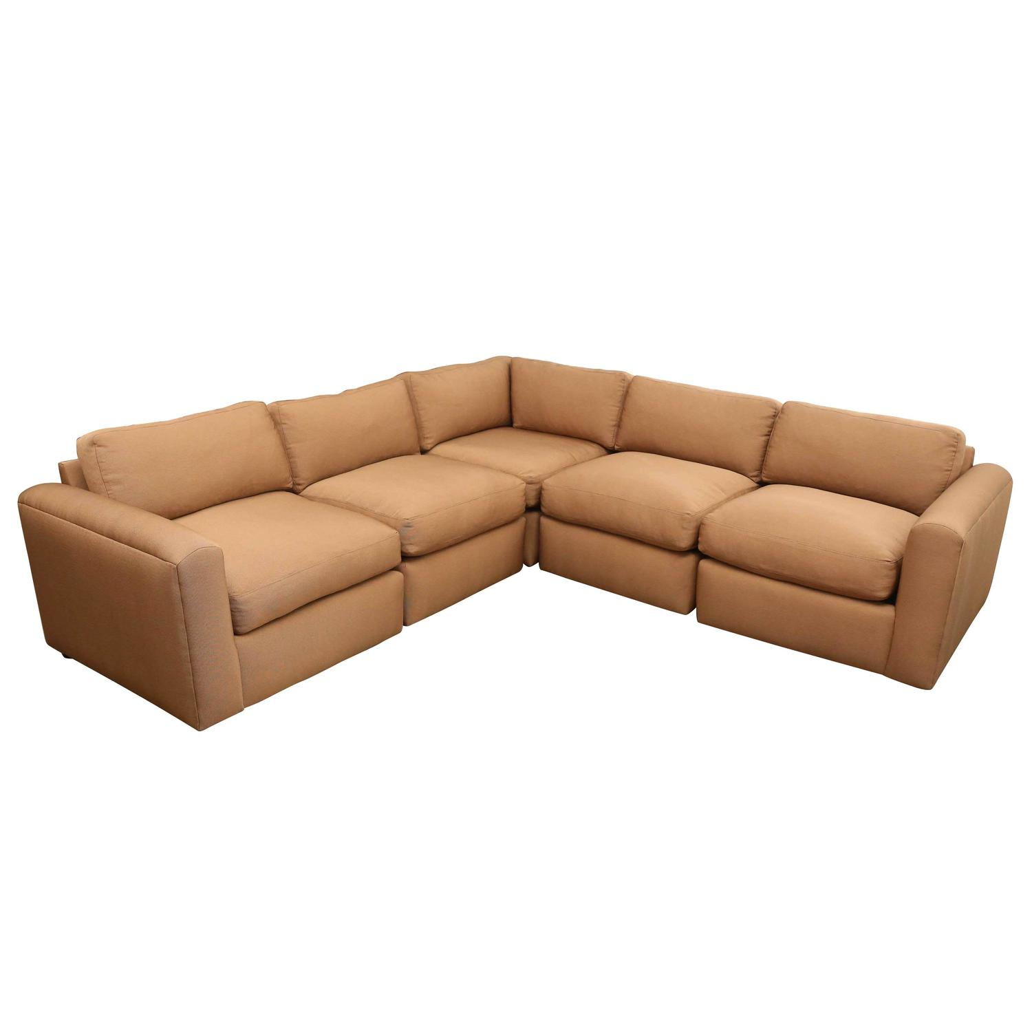 Milo Baughman Sectional Sofas 33 For Sale at 1stdibs