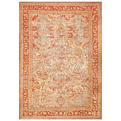 Antique Mahal Persian Rug
