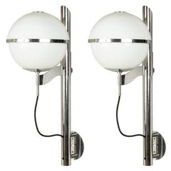 Pair of Italian Mid-Century Sconces
