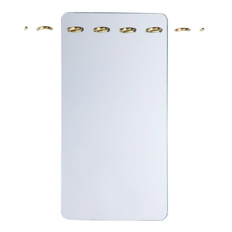 Sewn Surfaces Mirror / Small