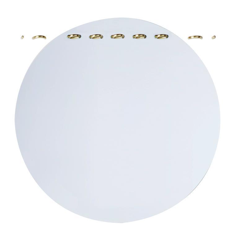 Sewn Surfaces Mirror/Round