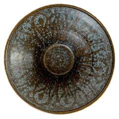 Drejar Gruppen's Robin's Egg Blue Ceramic Bowl for Rörstrand