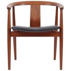 Danish Chair by Gustav Bertelsen for Edvard and Tove Kindt-Larsen