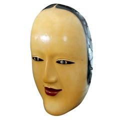 Huge Magojiro Style Face Mask