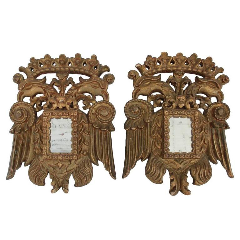 Early 19th Century Giltwood Mirrors